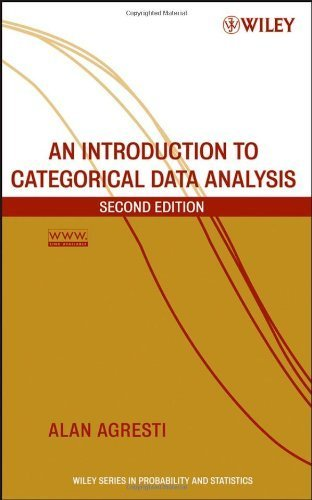 An Introduction to Categorical Data Analysis by Alan Agresti (2007-03-23)