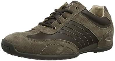 camel active Herren Space 12 Sneaker, Braun (Peat 30), 39 EU