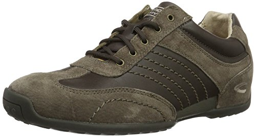 Camel Active Space 12, Sneakers Basses Homme Marron (Peat 30)