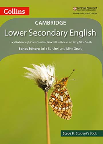 Collins Cambridge Lower Secondary English – Lower Secondary English Student's Book: Stage 8 por Julia Burchell