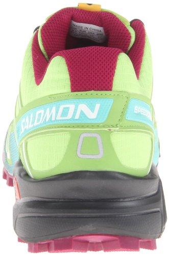 Salomon Speedcross 3 W (361923), Firefly Green/Green Bean/Mystic Purple, 36.7 Firefly Green/Green Bean/Mystic Purple