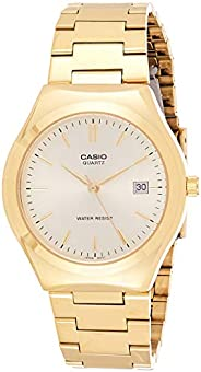 Casio Women's Quartz Watch, Analog Display and Stainless Steel Strap MTP1170