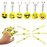 2171148257b1 Amazon.es  Emoji - Pulseras   Joyería y maquillaje  Juguetes y juegos