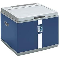 MOBICOOL B40 HYBRIDE Glacière-Conservateur électrique et à compression, 38L, 12/230V, 20°C en dessous de la température ambiante, p510xh450xl520mm, Norme FR, [Classe énergétique A+]