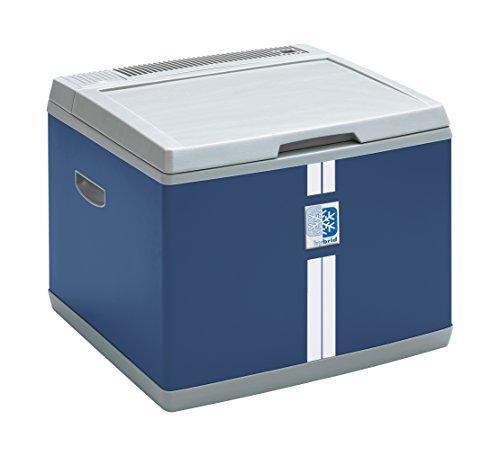 MOBICOOL 9105303544 Thermoelektrik/Kompressorkühlbox für Normal und Tiefkühlung B40 AC/DC A+, 38 Liter