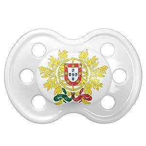 Manteau du Portugal des bras Tétines