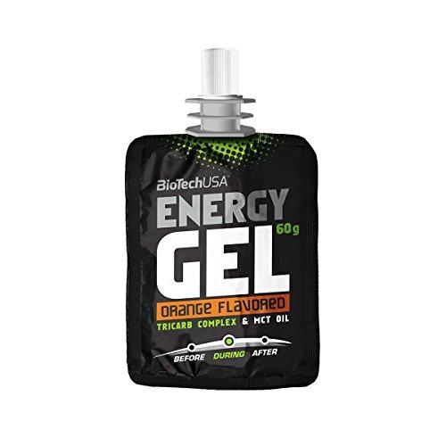 BiotechUSA Energy Gel naranja 24*60g