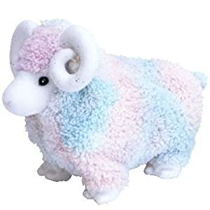 f1acd6e50ae Image Unavailable. Image not available for. Colour  TY Beanie Baby - BAM  the Ram (6 inch) by TY~BEANIES ANIMALS