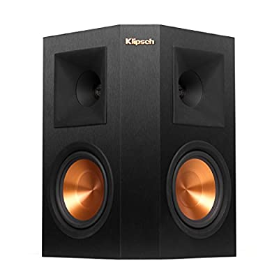 "Klipsch RP-250S 100W Black loudspeaker - loudspeakers (Universal, Floor, 2.54 cm (1""), 13.3 cm (5.25""), 100 W, 400 W) in promozione - Polaris Audio Hi Fi"