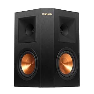 Klipsch RP-250S Surround-Lautsprecher, Farbe: schwarz