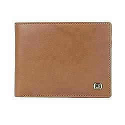 Da Milano MW-0095 Brown Leather Men Wallet