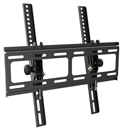 Ansicht vergrößern: RICOO Wandhalterung TV Neigbar Fernseher Halterung R09 Universal Wandhalter LCD Fernsehhalterung Halter Flachbildfernseher 76-165 cm/ 30