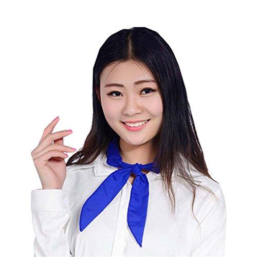 LKXHarleya Multifunktion Weich Seide Band Schal Bunt Krawatte Handtasche Griff Band,Stirnbänder Armbänder 2 Stück/Packung (Seide Schal Handtasche)