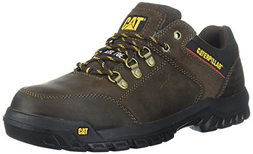 Caterpillar Men's Extension Steel Toe Industrial Shoe Slip-resistant Steel Toe Oxfords