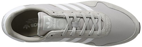adidas Herren Haven Sneaker Grau (Lgh Solid Grey/Footwear White/Clear Granite)