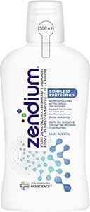 Zendium bain de bouche protection complète 500ml - Lot de 2