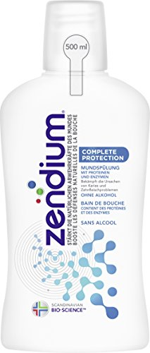 Zendium Mundspülung Complete Protection, 2er Pack (2x 500 ml)