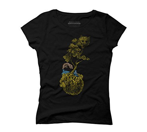 Lonely Planet Women's Graphic T-Shirt - Design By Humans