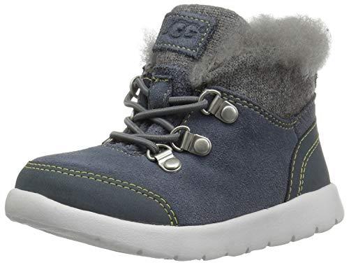 UGG Kid's Obie WP Shoe, Norse Green, 11 M US Toddler - Stiefel Für Uggs Kleinkinder