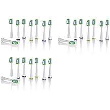 24 x cabezales de recambio para cepillo de dientes cepillo de repuesto para cepillo de dientes