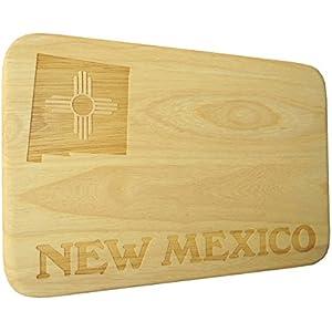 Brotbrett New Mexico USA Frühstücksbrett Gravur