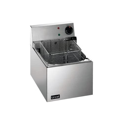 41Xazh6f 7L. SS500  - Lincat J531 Lincat Lynx Single Fryer, Single tank Model No LDF, 4 L