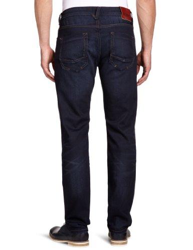 Cross Jeans Herren Jack Blau (moonless night dark blue used)