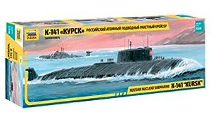 Zvezda - Submarino de modelismo Escala 1:350 (Z9007)