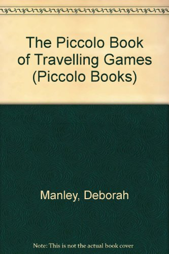 The Piccolo book of travelling games