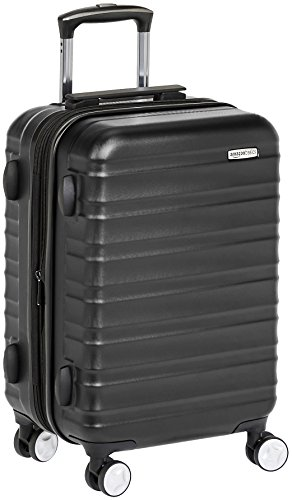 AmazonBasics Premium Hardside Spinner Luggage - 50,8 cm Carry-on