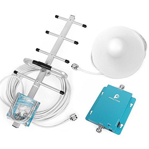 Foto de 900mhz Señal de Teléfono Celular Amplificador de Refuerzo Kit de Antena Repetidor
