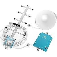 900mhz Señal de Teléfono Celular Amplificador de Refuerzo Kit de Antena Repetidor