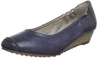 Jana Fashion 8-8-22203-20, Damen Pumps, Blau (NAVY 805), EU 37.5 (UK 4.5) (US 4.5)