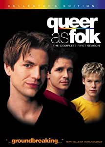 Queer as Folk - The Complete First Season (Showtime) - 6 DVD [Import USA Zone 1]