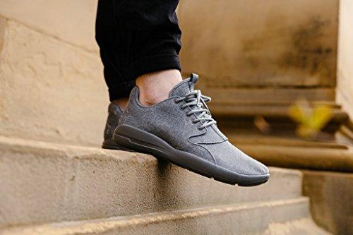 Nike Jordan Eclipse, Scarpe da Ginnastica Basse Uomo Grigio
