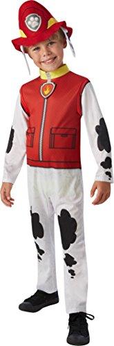 Patrol Paw Kostüm Ryder - Nickelodeon-i-630719m-Kostüm Klassische Marshall-Größe M