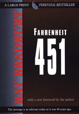 Fahrenheit 451 (Thorndike Classics) by Ray Bradbury (1997-12-30)