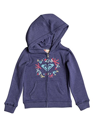 Roxy Hoodies - Roxy Autumn Wind Flo K Otlr Zip ... (Zip Full Sweatshirt Roxy)