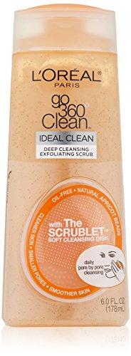 Go 360 Clean by L'Oreal Paris Deep Exfoliating Scrub 178ml (Peelings)