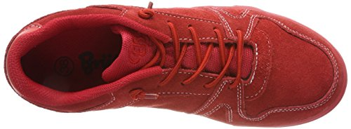 Bruetting Unisex-Erwachsene Domain Sneaker Rot (Rot)