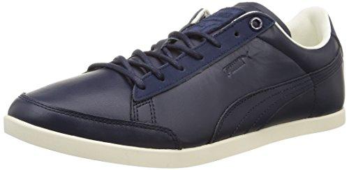 Puma - Catskill Citi Series, Sneakers da uomo, blu (peacoat/whisper white), 41