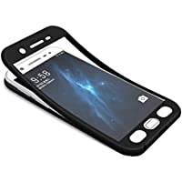 Xiaomi Redmi Note 4X Hülle,Xiaomi Redmi Note 4X 360 Grad Hülle + Panzerglas Schutzfolie,Surakey 3 in 1 TPU Silikon... preisvergleich bei billige-tabletten.eu