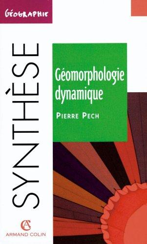 Géomorphologie dynamique: L'érosion à la surface des continents