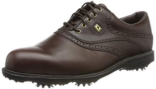 Foot Joy Hydrolite 2.0, Chaussures de Golf Homme, Marron (Marrón 50033w), 43 EU