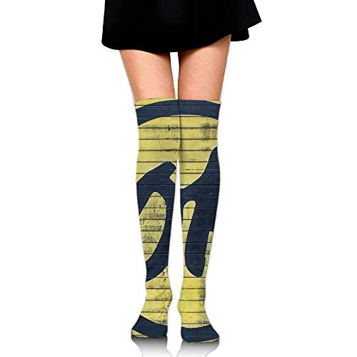 6daee717a06848 Sangeigt Bas pour femme,OK Character Cotton Compression Socks For Women.  Graduated Stockings For