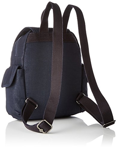 Kipling - City Pack Mini, Zaini Donna Blu (Deepest Blue)
