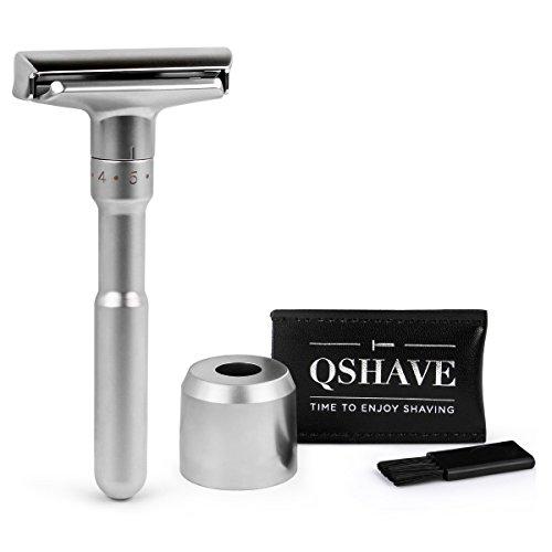 Maquinilla afeitar clásica doble filo calidad ajustable