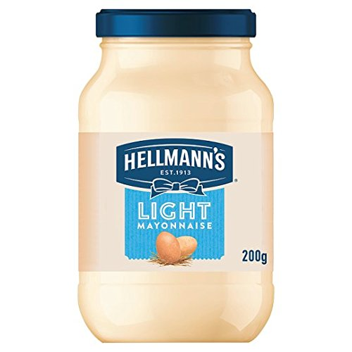 Hellmann's Mayonnaise Jar, Light, 200g