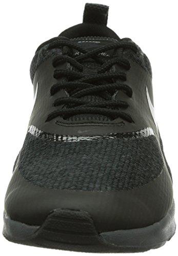 Nike  WMNS NIKE AIR MAX THEA PREMIUM, Sneakers Basses femme Noir - Noir