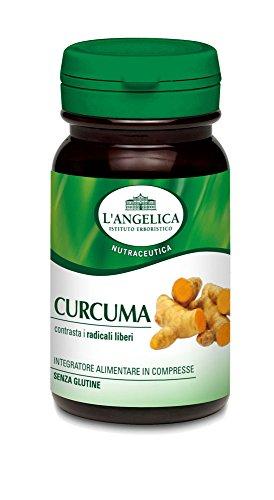 L'Angelica Curcuma, 33.75 Gr